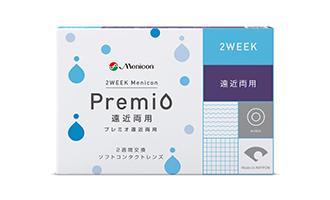 2weekメニコン プレミオ遠近両用  (メニコン)